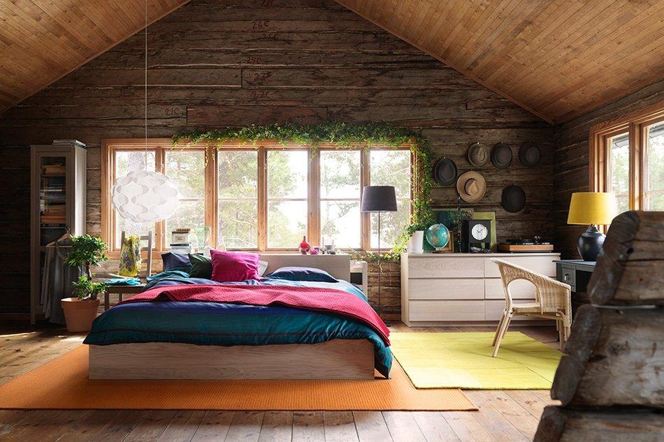 5 Najciekawszych: Drewno we wnętrzu