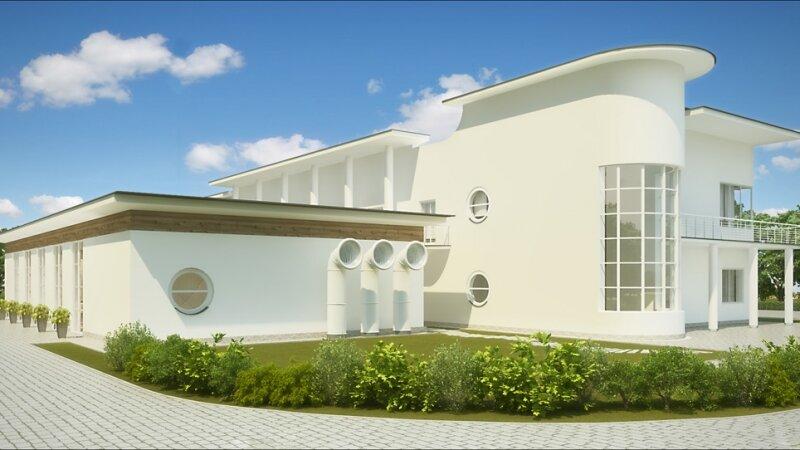 3D Visualization _ Hotel