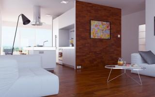 Wizualizacja apartamentu