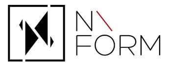 logo 3d noform