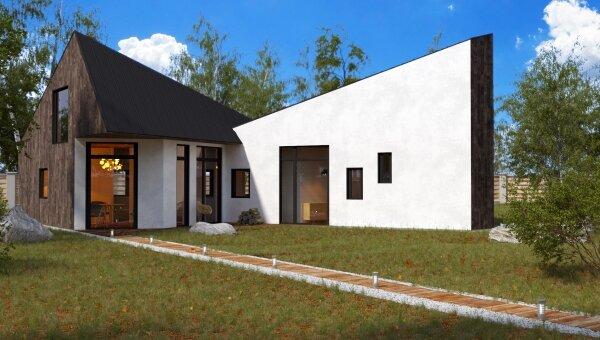Wooden Residence w Estonii