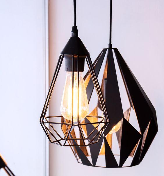 edison lampy inspiracje