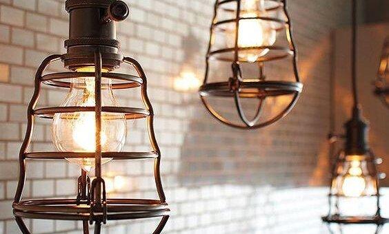 inspiracje lamp / edison