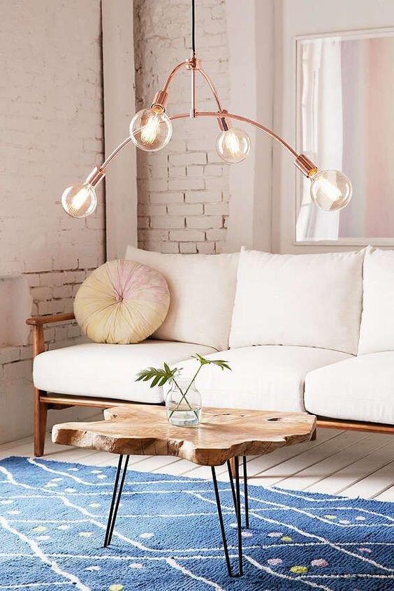 lampy edison dekoracje