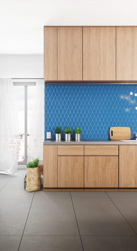 Wizualizacje architektoniczne | kuchnia