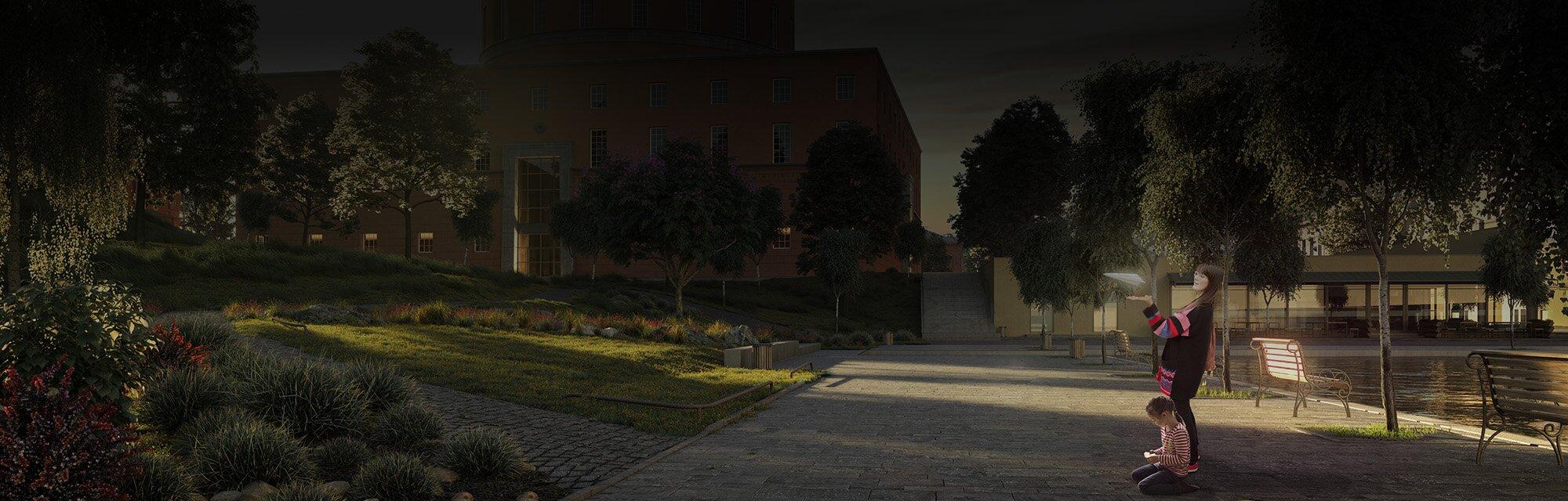 wizualizacje architektoniczne | portfolio